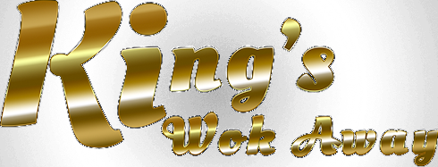 Logo King's Wok Away Eerbeek